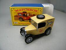Matchbox MoY C2 Y-65 Austin 7 creme MICA aus Australien sehr selten OVP K23