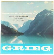 Bavarian State Radio Orchestra Conducted By Odd Grunger-Hegge, Piano Concerto I