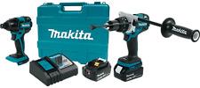 Makita XT257TB 18V LXT® Lithium‑Ion Brushless Cordless 2‑Pc. Combo Kit (5.0Ah)