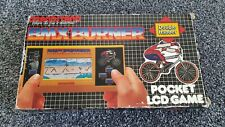 Grandstand BMX Burner 1984 Vintage Retro LCD Electronic Game, Boxed Superb