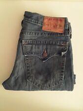 True Religion Ricky Jeans Mens 34 Bootcut Original