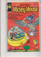 Mickey Mouse #209 First Printing 1980 Whitman Comic Book