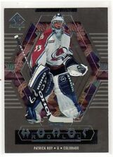 1X PATRICK ROY 1999 00 SP Authentic #HR2 NMMT Canadiens HONOR ROLL INSERT