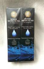 New listing Lot 2 Woage Refrigerator Water Filter Fit Lg Lt700P Adq36006101 Kenmore 46-9690
