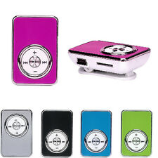 Rose USB MP3 Player Support 32GB Micro SD TF Card Music Media 4-5 Stunden MP3