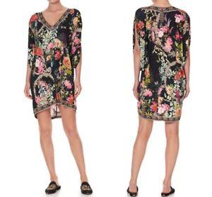 Brand New Camilla Hampton Hive Twist Sleeve Tunic RRP $499