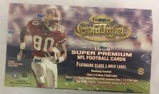 1998 Topps Gold Label Factory Sealed Football Hobby Box