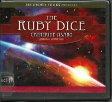 THE RUBY DICE by CATHERINE ASARO ~UNABRIDGED CD AUDIOBOOK