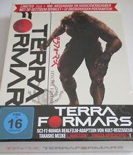 Mediabook - TerraFormars - Blu-ray + DVD/NEU/SciFi-Action/Takashi Miike
