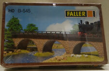 FALLER 545 SEALED M TRACK BRIDGE STRAIGHT TRACK BED HO SCALE NEW IN BOX