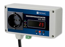 H-Tronic WPS 5000,Wasserpegel im Regenüberlaufbecken überwachen!