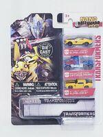 Nano Hollywood Rides-Transformers-2 Bumblebees,1 Optimus Prime-3+ Micro Machines