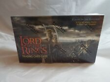 LORD OF THE RINGS TCG REALM OF THE ELF-LORDS SEALED BOOSTER BOX OF 36 PACKS