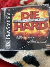 Die Hard Trilogy Complete Black Label Ps1 Sony PlayStation 1, 1996
