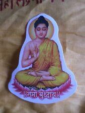 Aufkleber goa psy hippie sticker indien Buddha yoga om