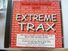 SOL WATERS ARCADIA LOOP ACADEMY EXTREME TRAX LIBRARY MUSIC QUALITY CHECKED CD