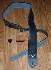 Fender Leather Strap Stratocaster Custom Shop Tele Guitar Parts Telecaster Strat