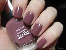 Sally Hansen Complete Salon Manicure Plums The Word Shade 360 14.7ml