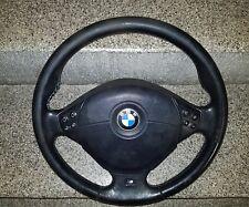 Lenkrad Lederlenkrad Multifunktion Komplett BMW E36 E39 M-Technik +Schleifring