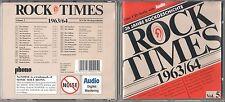 Rock Times  Vol. 5  CD   1963/64   DRAFI DEUTSCHER , ANIMALS , KINGS , BEACH BO