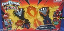 Power Rangers Jungle Fury TIGER BATTLE CLAWS New Motion Activated Sounds