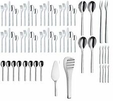 WMF Atria / Nuova 64-pc Flatware Set, Service for 8