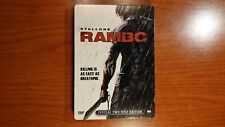 1718 DVD Rambo Steelbook Region 2