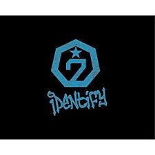 K-pop GOT7-Vol.1 [Identify] (GOT701ORI)