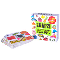 SNAPZI Add-On Game Expansion For SLAPZI Family Picture Carma (makers of TENZI)