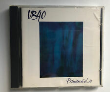 UB40 Promises and Lies CD - Can't Help Falling In Love, Reggae Music