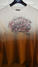 NWT LUCKY BRAND MEN'S VINTAGE INSPIRED CREWNECK THERMO SHIRT M