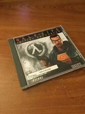 Half-Life Initial Encounter PC Computer Video Game Valve 1999, Disc + Case