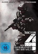 Sector 4 - Der gefährlichste Ort der Welt! DVD