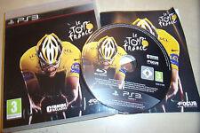Sony PS3 Juego Original le Tour De France 2011 + Caja INSTRUCCIONES COMPLETO PAL gwo