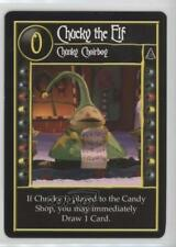 2005 The Nightmare Before Christmas #NoN Chucky the Elf Gaming Card 2a1