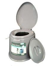 Kampa Khazi Portable Chemical Toilet
