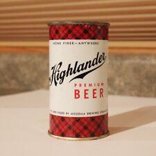Highlander Beer Flat Top - Vandity Lid