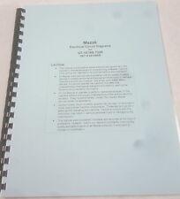 Mazak Electrical Curcuit Diagrams Manual | QT15/18N | M37
