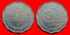 50 CENTAVOS 2001 MEXICO CARIBE-22213