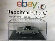 "DIE CAST "" FIAT 1500 CABRIOLET - 1963 "" + TECA RIGIDA BOX 2 SCALA 1/43"