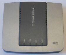 Breitbandmodem für T-DSLTeledat 430 LAN mit Netzwerkkabel+Bedienungsanleitung