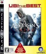 Used PS3  	 Assassin's Creed  SONY PLAYSTATION 3 JAPAN JAPANESE IMPORT