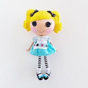 "Lalaloopsy Alice In Wonderland 2009 MGA Large 12"" Doll Toy Figure Rare"