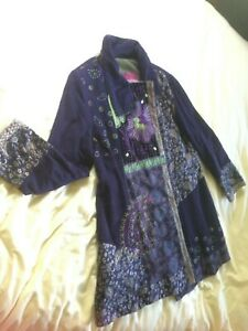 Nomads handmade coat. Beautifully embroidered. Fully lined. Great condition.