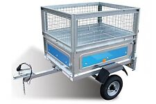 High side mesh kit for Erde 122 or Maypole MP6812 trailer. Heavy duty easy fit