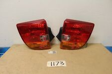 JDM 2000-2005 TOYOTA CELICA GT GTS ZZT231 OEM TAIL LIGHTS PAIR BRAKE LAMPS REAR