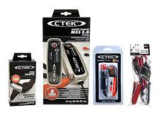 CTEK MXS 5.0 T 56-305 Cargador de baterías con compensación temperatura KIT