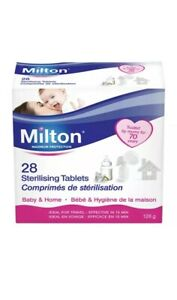 Milton Sterilising Tablets, Maximum Protection 28 Pack