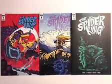 THE SPIDER KING #1  1:10 / Cover A VARIANT  COVER B / IDW 2018 / Skottie Young