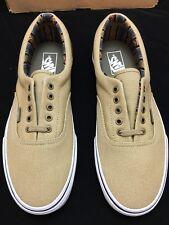 Vans Era Indo Pacific Khaki True White Mens Skate Shoes Size Mens 9.5/ Womens 11